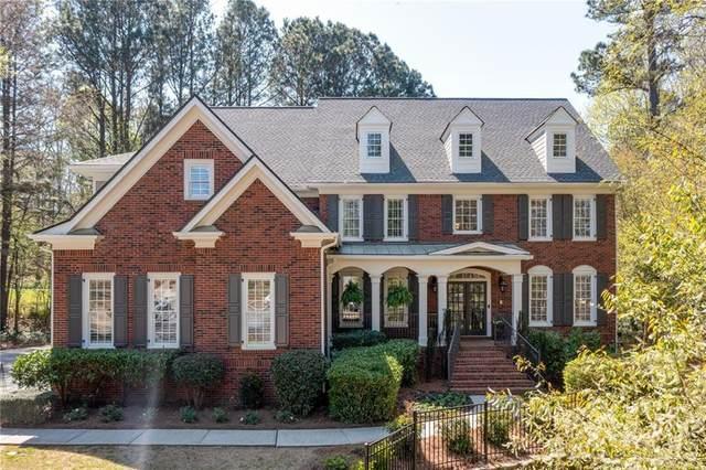 4989 Young Arthur Terrace, Peachtree Corners, GA 30097 (MLS #6867283) :: North Atlanta Home Team