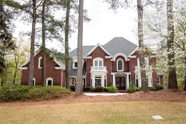 60 Wesleyan Way, Oxford, GA 30054 (MLS #6867290) :: North Atlanta Home Team