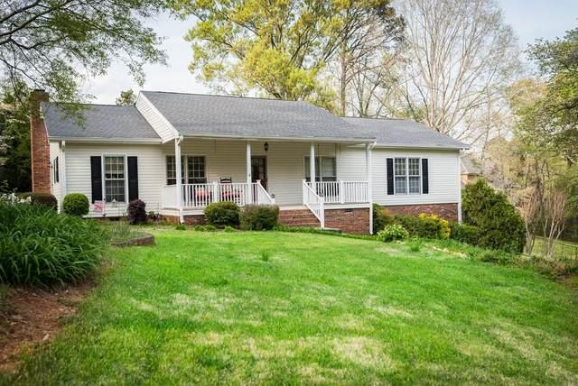 32 Cumberland Drive SE, Rome, GA 30161 (MLS #6867311) :: Path & Post Real Estate