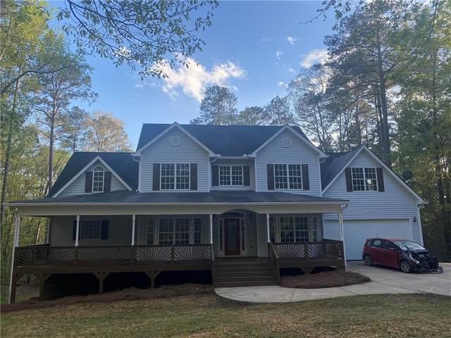 365 Partridge Drive, Monticello, GA 31064 (MLS #6867314) :: North Atlanta Home Team
