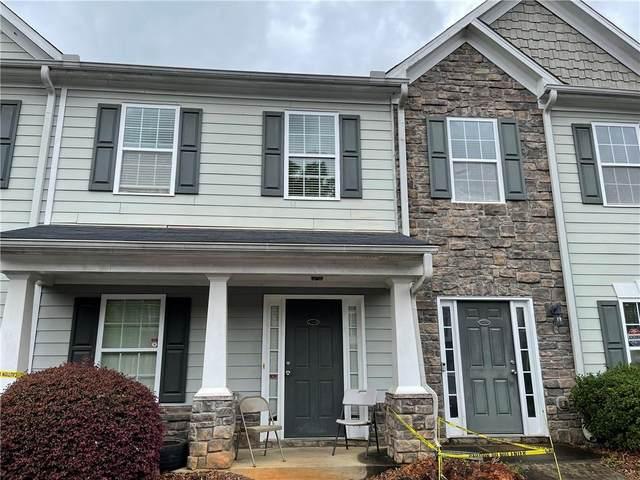 585 Mcwilliams Road SE #2406, Atlanta, GA 30315 (MLS #6867325) :: Path & Post Real Estate