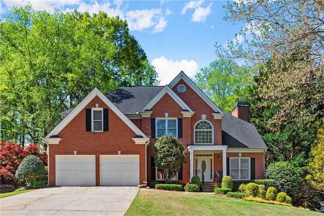 3060 Walnut Creek Drive, Alpharetta, GA 30005 (MLS #6867332) :: AlpharettaZen Expert Home Advisors