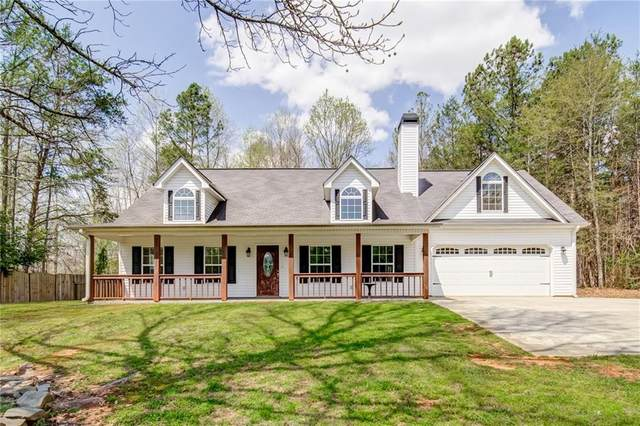 6453 Claude Parks Road, Murrayville, GA 30564 (MLS #6867333) :: Path & Post Real Estate