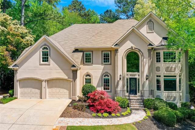 1445 Waterford Green Drive, Marietta, GA 30068 (MLS #6867338) :: North Atlanta Home Team
