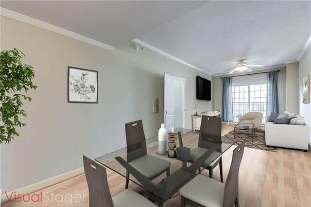 195 14th Street NE #1005, Atlanta, GA 30309 (MLS #6867349) :: Kennesaw Life Real Estate
