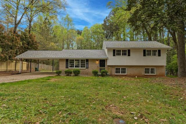 4877 Pine Hill Court W, Stone Mountain, GA 30088 (MLS #6867353) :: Lucido Global