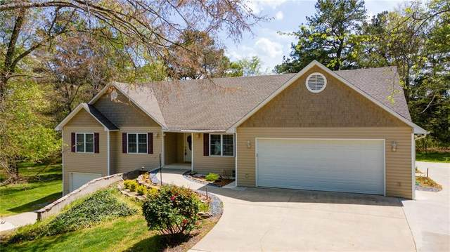 155 Dawn Drive SE, Calhoun, GA 30701 (MLS #6867355) :: Kennesaw Life Real Estate