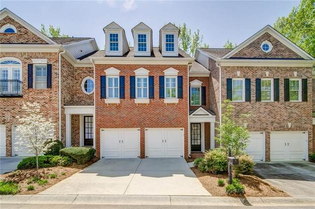 5405 Waters Edge Trail, Roswell, GA 30075 (MLS #6867379) :: The Butler/Swayne Team