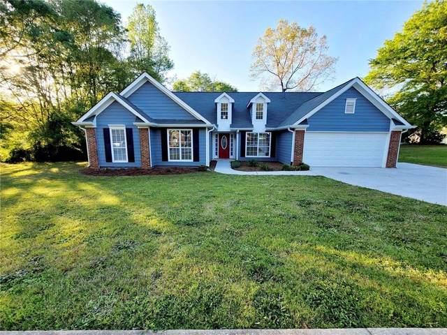 15 Lone Oak Court, Covington, GA 30014 (MLS #6867382) :: Lucido Global