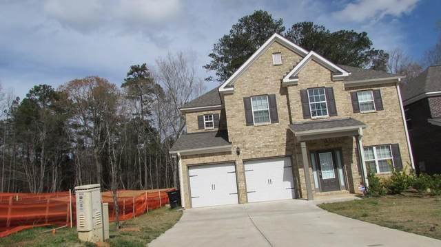 35 Glen Abbey Circle, Fairburn, GA 30213 (MLS #6867385) :: Tonda Booker Real Estate Sales