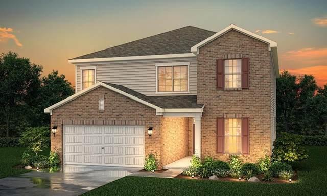 3446 Long Creek Drive (Lot 209), Buford, GA 30519 (MLS #6867390) :: Tonda Booker Real Estate Sales