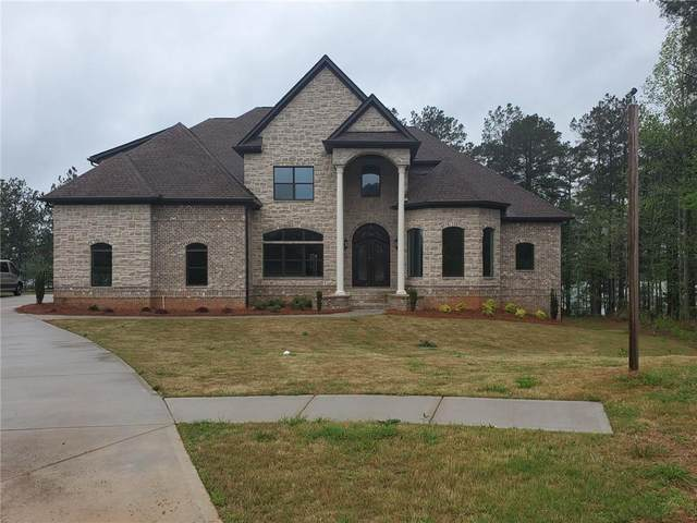 1804 Lake Point Circle, Locust Grove, GA 30248 (MLS #6867391) :: Tonda Booker Real Estate Sales