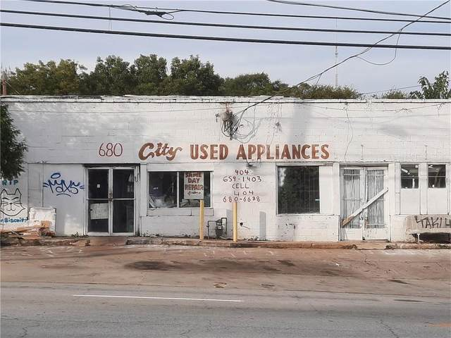 678 Memorial Drive SE, Atlanta, GA 30312 (MLS #6867415) :: Good Living Real Estate