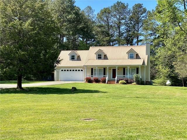 144 Cedar Hill Drive SW, Calhoun, GA 30701 (MLS #6867426) :: North Atlanta Home Team
