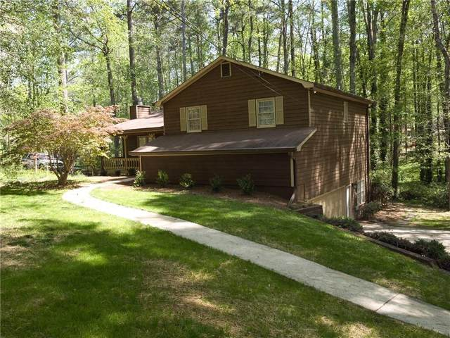 99 Blackhawk Trail, Dallas, GA 30157 (MLS #6867431) :: Path & Post Real Estate