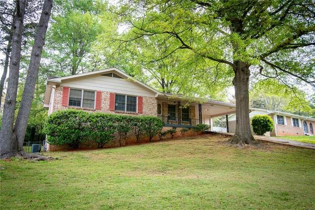 1153 Rogers Street, Clarkston, GA 30021 (MLS #6867454) :: North Atlanta Home Team