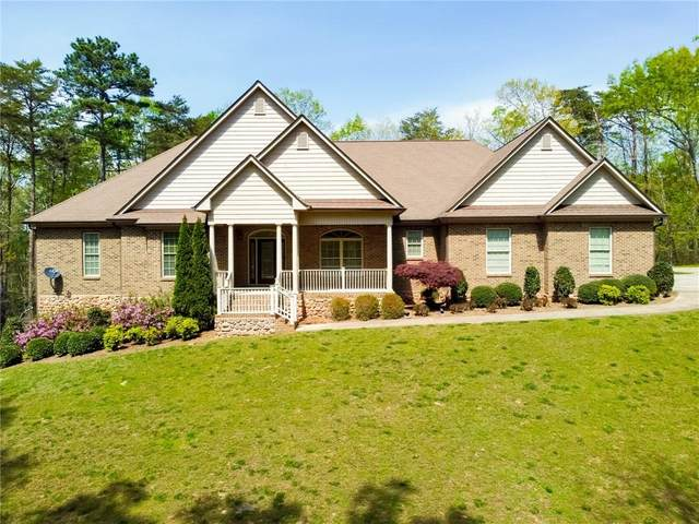 267 Pettit Road, Jasper, GA 30143 (MLS #6867466) :: Kennesaw Life Real Estate