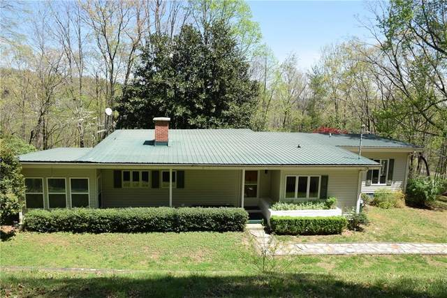 23 Cane Creek Church Road, Dahlonega, GA 30433 (MLS #6867470) :: North Atlanta Home Team
