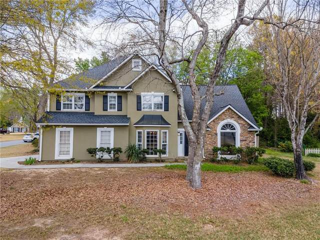 2277 Ironwood Hill Court, Dacula, GA 30019 (MLS #6867474) :: Lucido Global