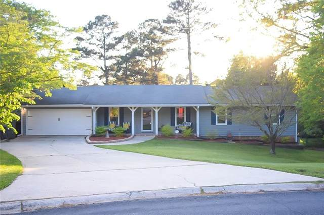 5465 Chanterella, Lilburn, GA 30047 (MLS #6867482) :: North Atlanta Home Team