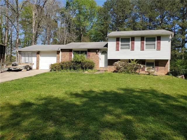 6860 Cainwood Drive, Atlanta, GA 30349 (MLS #6867486) :: The Justin Landis Group