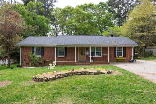 743 Country Club Drive, Monroe, GA 30655 (MLS #6867502) :: Path & Post Real Estate