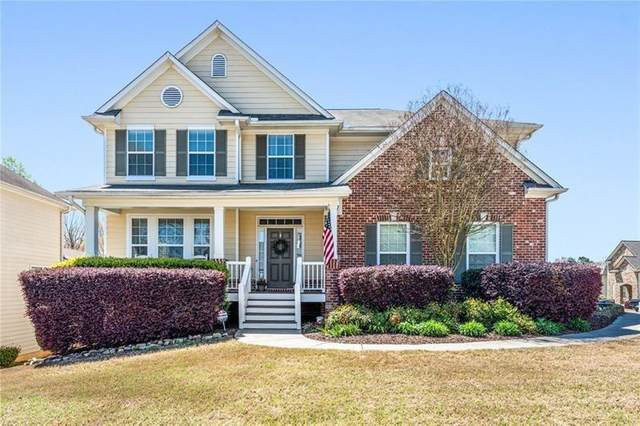 9 Lakeside Terrace, Dallas, GA 30132 (MLS #6867524) :: Path & Post Real Estate