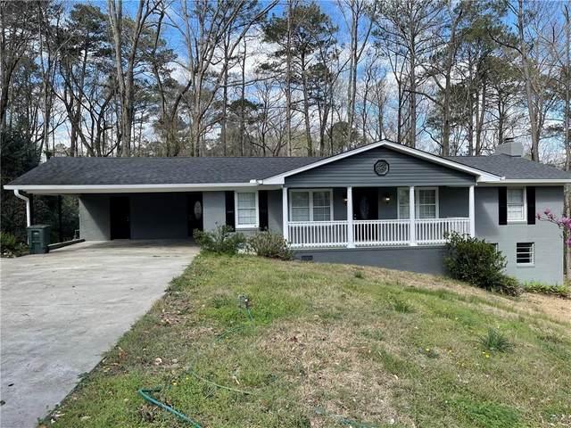 948 N Macon Park Drive, Macon, GA 31210 (MLS #6867531) :: North Atlanta Home Team