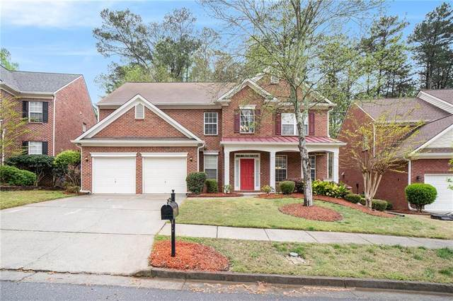 3922 Coventry Park Lane, Peachtree Corners, GA 30096 (MLS #6867543) :: Rock River Realty