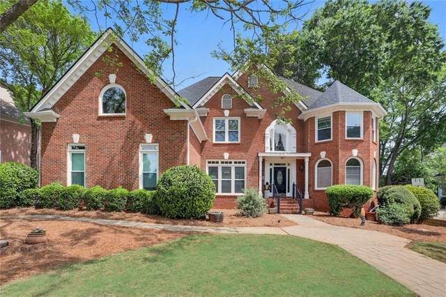 1050 Seale Drive, Alpharetta, GA 30022 (MLS #6867546) :: North Atlanta Home Team