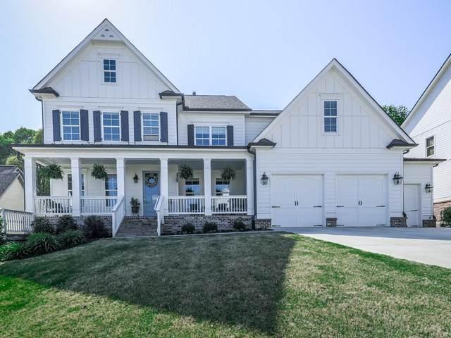 330 Carmichael Circle, Canton, GA 30115 (MLS #6867550) :: North Atlanta Home Team