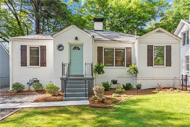 1690 Emerald Avenue SW, Atlanta, GA 30310 (MLS #6867558) :: North Atlanta Home Team