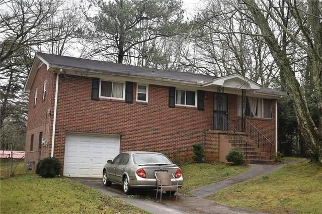 2824 Altaview Drive SE, Atlanta, GA 30354 (MLS #6867562) :: North Atlanta Home Team