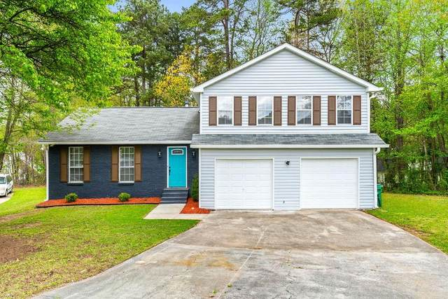5351 Signal Court, Stone Mountain, GA 30088 (MLS #6867587) :: North Atlanta Home Team