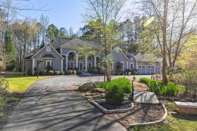 120 Morgan Lane, Canton, GA 30115 (MLS #6867595) :: Path & Post Real Estate
