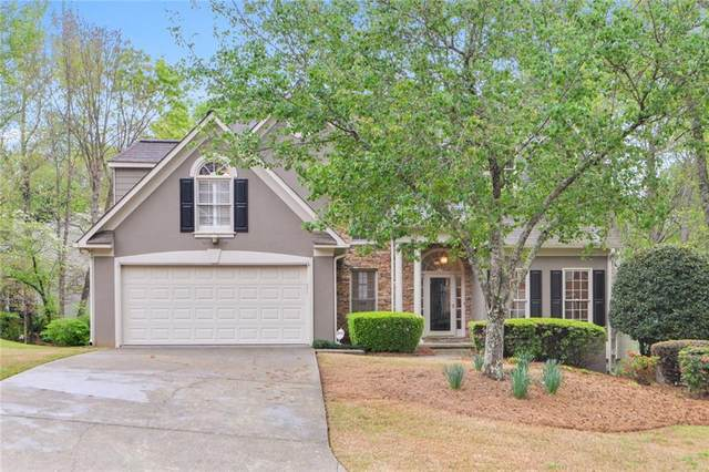 891 Devonwood Trail NW, Marietta, GA 30064 (MLS #6867613) :: 515 Life Real Estate Company
