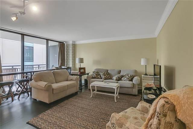 620 Peachtree Street NE #1816, Atlanta, GA 30308 (MLS #6867618) :: RE/MAX Prestige