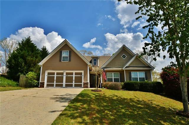 3722 Looper Ridge, Gainesville, GA 30506 (MLS #6867642) :: Path & Post Real Estate