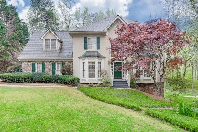 930 Steeplechase Road, Alpharetta, GA 30004 (MLS #6867672) :: Path & Post Real Estate