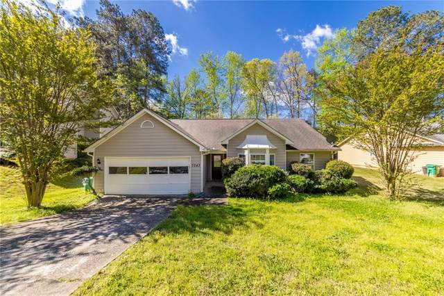 7043 N Shore Drive, Lithonia, GA 30058 (MLS #6867689) :: 515 Life Real Estate Company