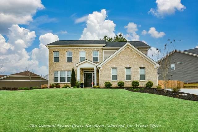 260 Floating Leaf Way, Dallas, GA 30132 (MLS #6867697) :: Path & Post Real Estate