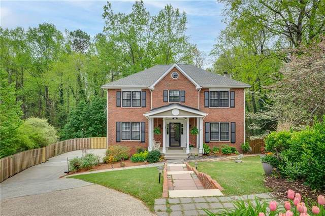 1766 Apple Boulevard, Marietta, GA 30066 (MLS #6867707) :: North Atlanta Home Team