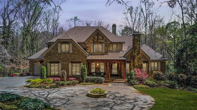 5265 Peachtree Dunwoody Road, Atlanta, GA 30342 (MLS #6867719) :: North Atlanta Home Team