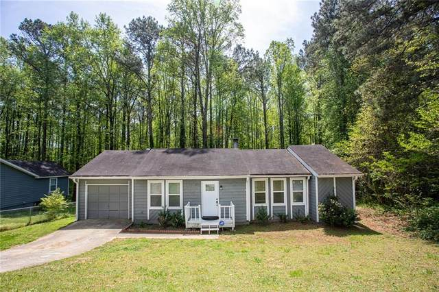 491 Pineland Circle SW, Mableton, GA 30126 (MLS #6867774) :: North Atlanta Home Team