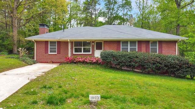1893 Linda Drive, Austell, GA 30168 (MLS #6867783) :: The Hinsons - Mike Hinson & Harriet Hinson