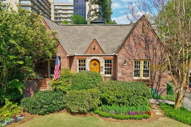 63 Standish Avenue NW, Atlanta, GA 30309 (MLS #6867851) :: The Realty Queen & Team
