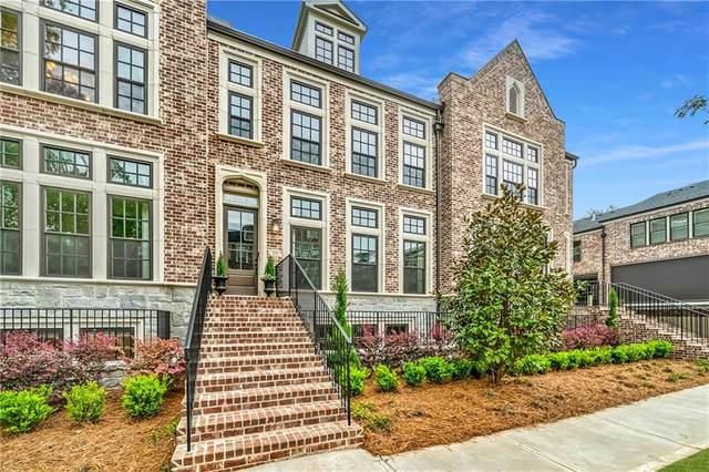 262 Devin Place NE, Atlanta, GA 30305 (MLS #6867855) :: Path & Post Real Estate