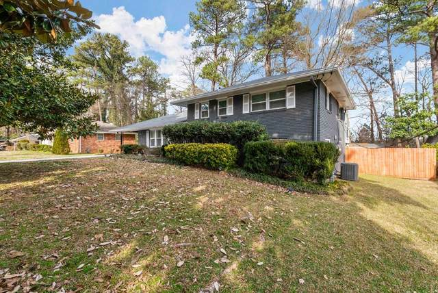2416 Elmwood Circle SE, Atlanta, GA 30339 (MLS #6867864) :: Keller Williams Realty Cityside