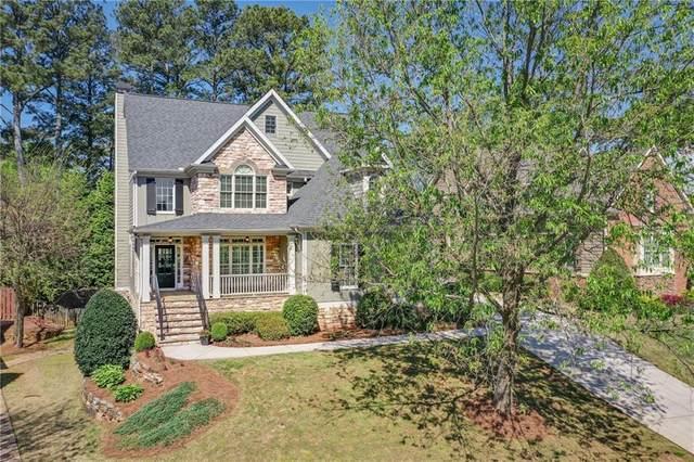 2121 Boyce Circle, Marietta, GA 30066 (MLS #6867870) :: North Atlanta Home Team