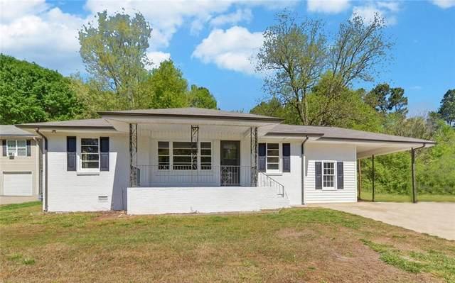 4220 Mcclure Drive, Oakwood, GA 30566 (MLS #6867874) :: North Atlanta Home Team